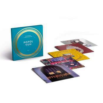 POPOL VUH, essential album collection vol. 1 cover