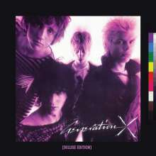 GENERATION X, s/t (deluxe edition) cover