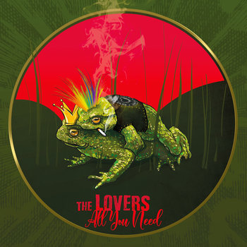 THE LOVERS, all you need cover