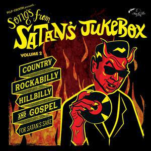 V/A, songs from satan´s jukebox 02 cover
