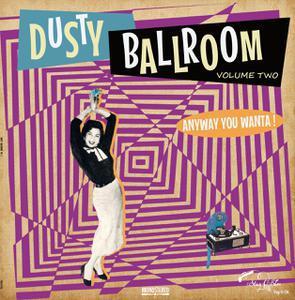 V/A, dusty ballroom 02 - anyway you wanta! cover