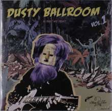 V/A, dusty ballroom 01 - in dust we trust cover