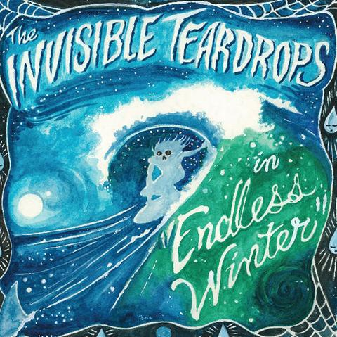 INVISIBLE TEARDROPS, endless winter cover