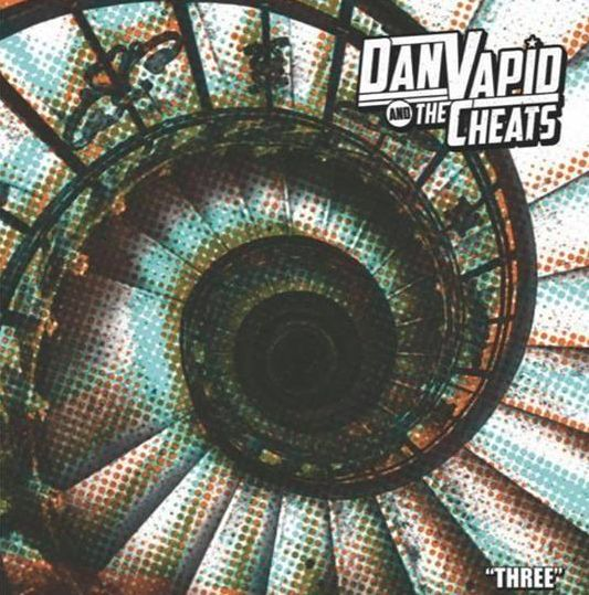 DAN VAPID & THE CHEATS, three cover