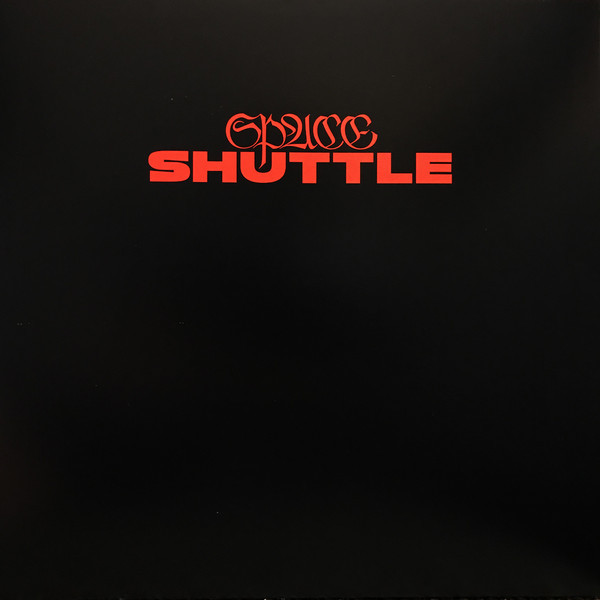 SPACE SHUTTLE, s/t cover