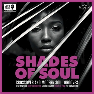 V/A, shades of soul - crossover and modern soul grooves cover