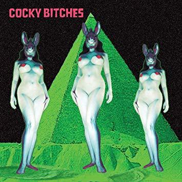 COCKY BITCHES, tv´s ok cover