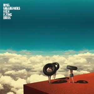 NOEL GALLAGHER S HIGH FLYING BIRDS, wait & return ep (rsd 2019) cover