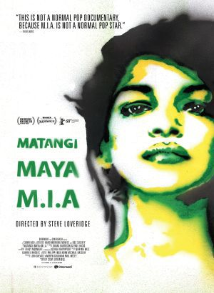 M.I.A., matangi maya m.i.a. cover