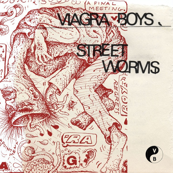 VIAGRA BOYS, street worms cover