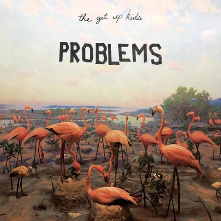 Cover GET UP KIDS, problems (polyvinyl version)