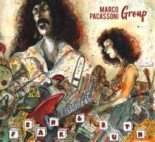 MARCO PACASSONI GROUP, frank & ruth:vibes+marimba tribute to frank zappa cover