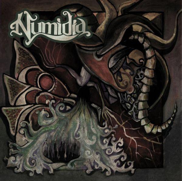 NUMIDIA, s/t cover