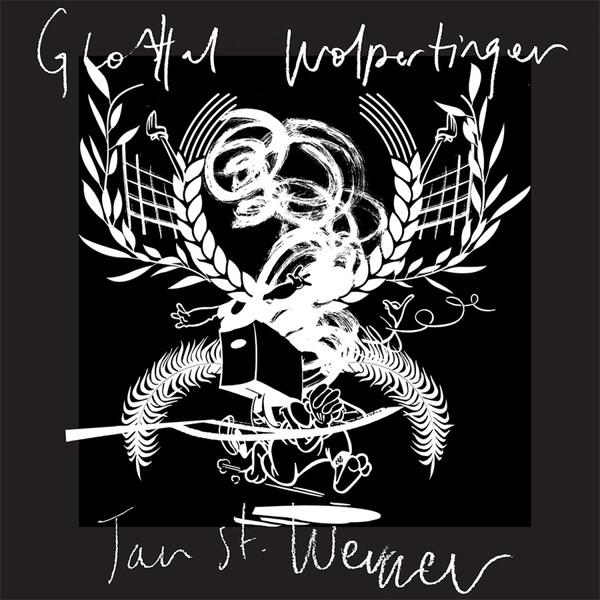 JAN ST. WERNER, glottal wolpertinger cover