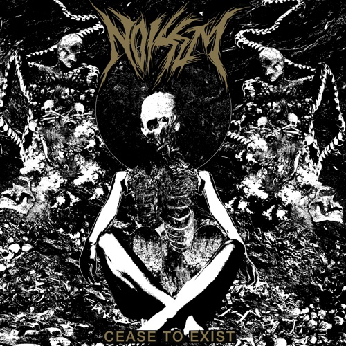 NOISEM, cease to exist cover