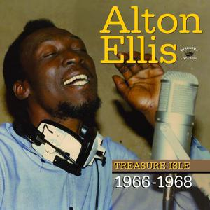 Cover ALTON ELLIS, treasure isle 1966-1968