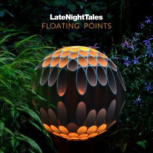 FLOATING POINTS, late night tales cover