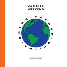 VAMPIRE WEEKEND, father of the bride cover