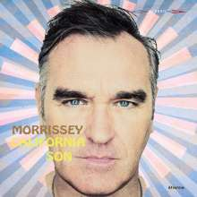 MORRISSEY, california son cover
