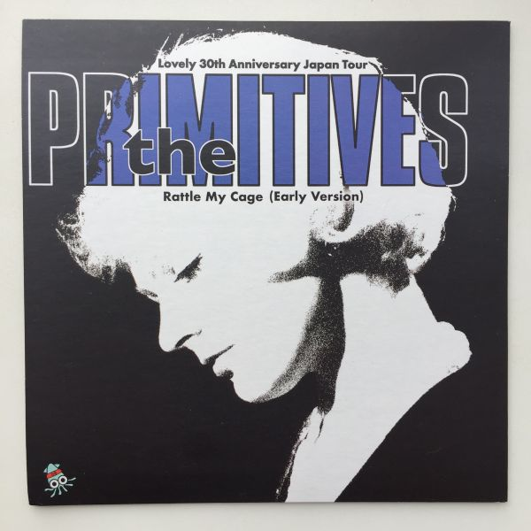 Cover THE PRIMITIVES, rattle my cage