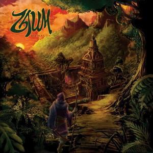 ZAUM, divination cover