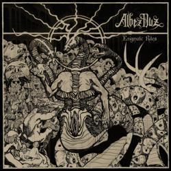 ALBEZ DUZ, enigmatic rites cover