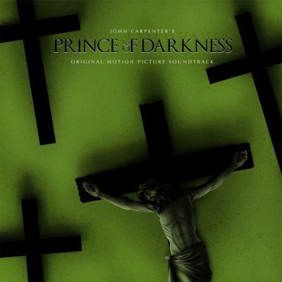 O.S.T. (JOHN CARPENTER & ALAN HOWARTH), prince of darkness cover
