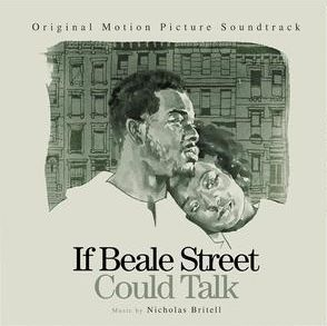 O.S.T. (NICHOLAS BRITELL), if beale street could talk cover