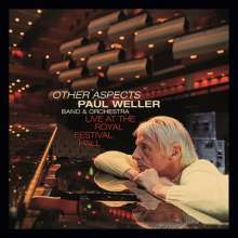PAUL WELLER, other aspects, live at royal albert festival hall cover