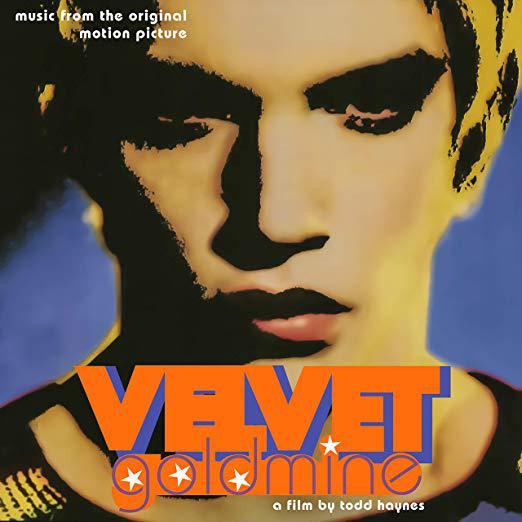 O.S.T., velvet goldmine cover