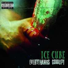 ICE CUBE, everythangs corrupt cover