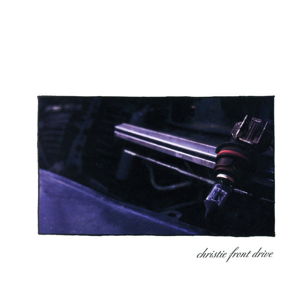 CHRISTIE FRONT DRIVE, s/t (first) cover