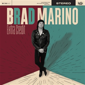BRAD MARINO, extra credit cover