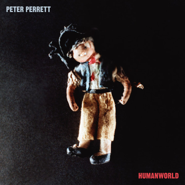 PETER PERRETT, humanworld cover