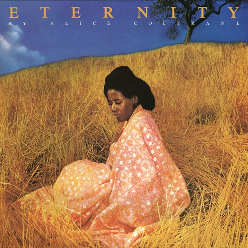 ALICE COLTRANE, eternity cover