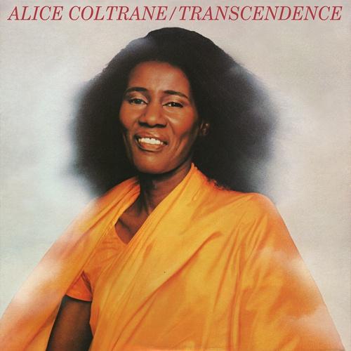 ALICE COLTRANE, transcendence cover