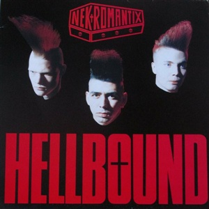 NEKROMANTIX, hellbound cover