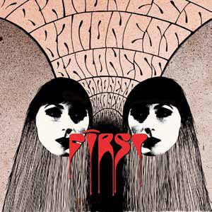 BARONESS, first & second cover