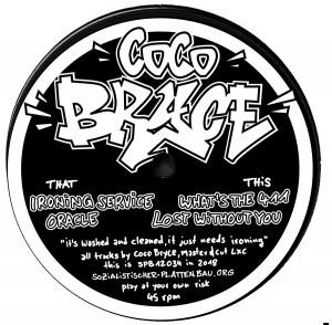 COCO BRYCE, dubcore vol. 15 cover
