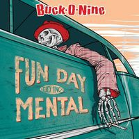 BUCK O NINE, fundaymental cover