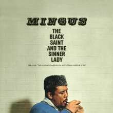 CHARLES MINGUS, the black saint and the sinner lady cover