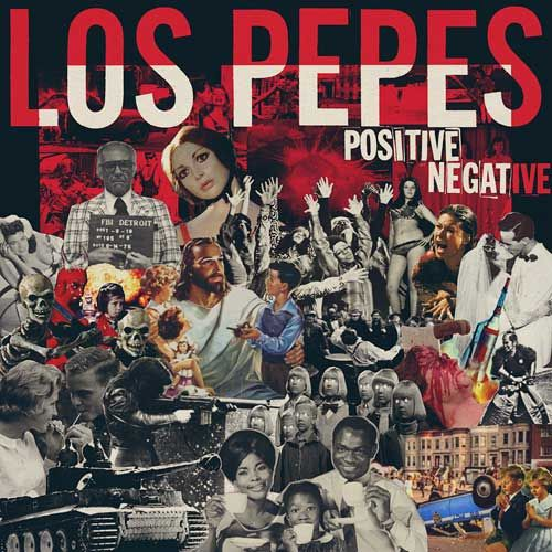 LOS PEPES, positive negative cover
