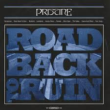 PRISTINE, road back to ruin cover
