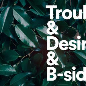 TIGER LOU, trouble and desire & b-sides cover