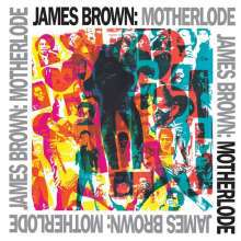 JAMES BROWN, motherlode cover