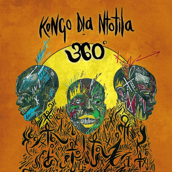 KONGO DIA NTOTILA, 360 degrees cover