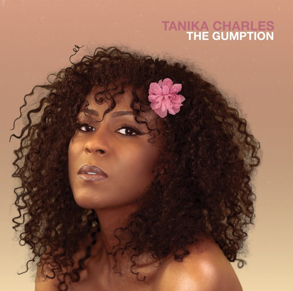 TANIKA CHARLES, the gumption cover