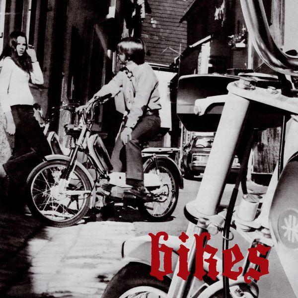 BIKES, III cover