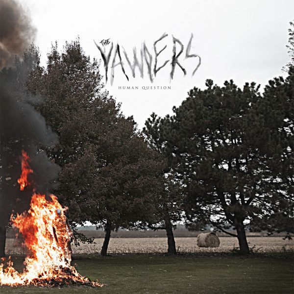 YAWPERS, human question cover