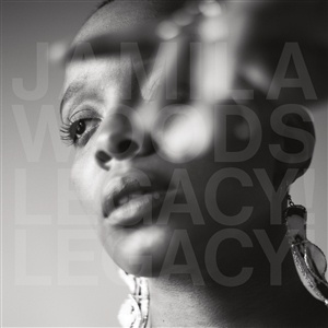 JAMILA WOODS, legacy! legacy! cover